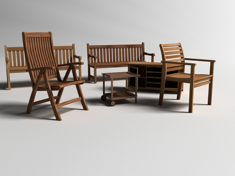 Wooden Furniture - 3rd