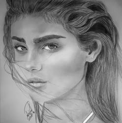 Taylor hill drawing by arianakh
