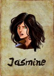 DQ - Jasmine by Zenalth
