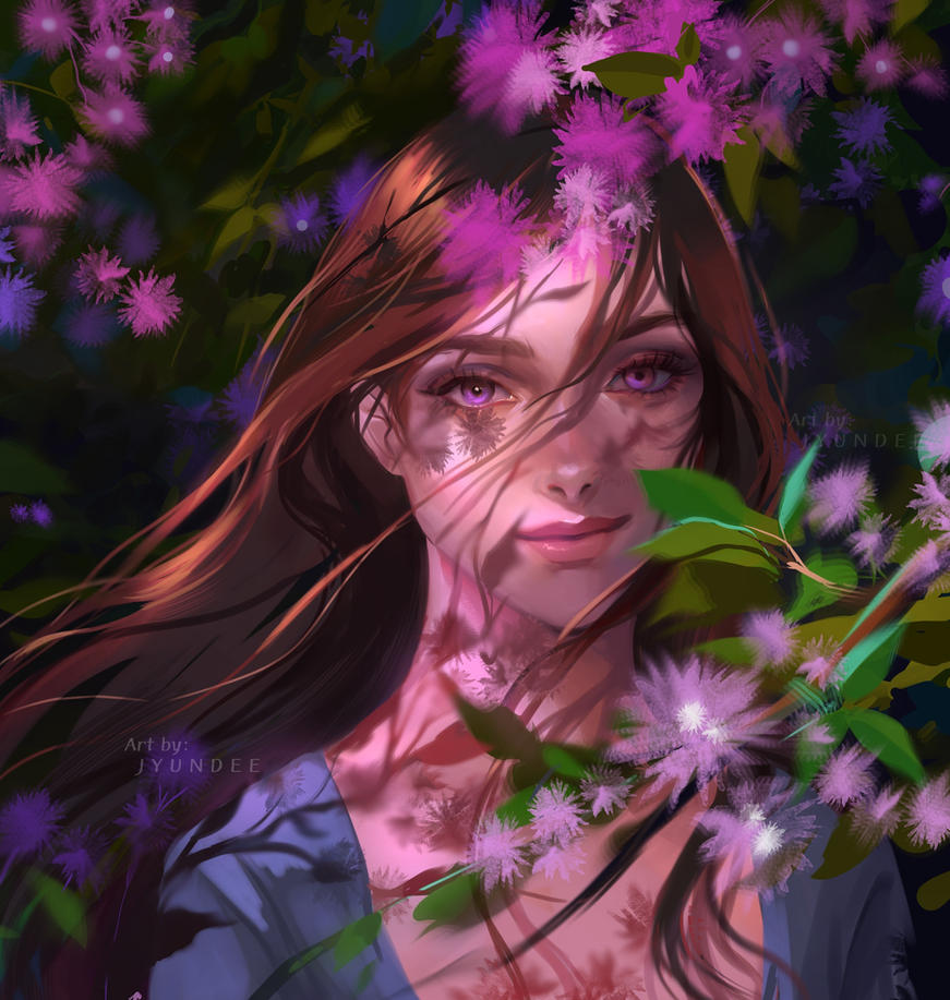Spring Day by Jyundee