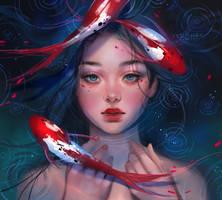 Koi by Jyundee