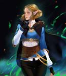 [Fanart] Zelda