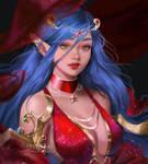 [commission] Alarielle