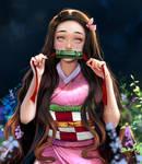 Sweet Nezuko