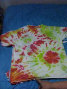 Tie-Dye Shirt Yin-Yang