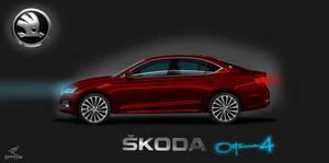 New SKODA Octavia 2