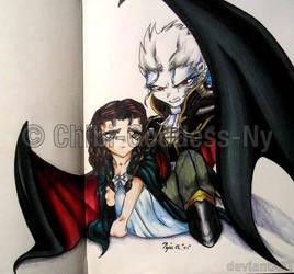 Meier Link and Charlotte 2pg by Chibi-Goddess-Ny