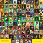 My Best To Worst Total Drama Characters