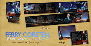 Ferry Corsten album artwork by DeGraafCreativity