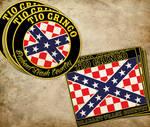 Tio Gringo Flag and Sticker