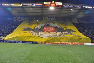 Banner for NAC Breda Stadium