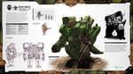 Mechanized Assault Exoskeleton - Traditionalist