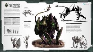 Predator - The Arm
