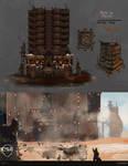 Altar of Spoils - Concept Art