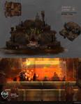 Council of War - Concept Art