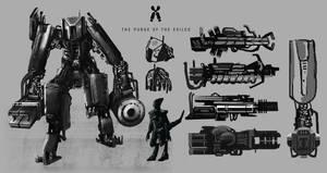 Keeper - Concept Art