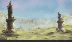 The Kheraton Plains - Concept