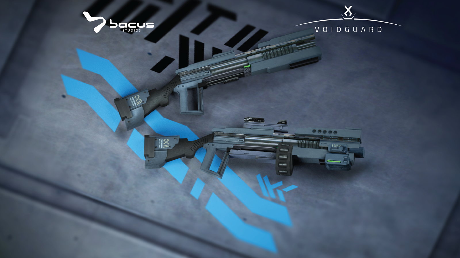 KIUm 0.1 Assault Rifle by BacusStudios