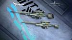 Kaia's Duty 3 Sniper Rifle