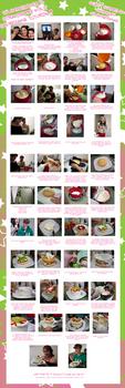 STRAWBERRY KIWI CAKE TUT. by VulgarxSxDxR