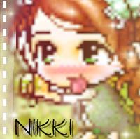 [GIFT]- Nikki by iKristinee