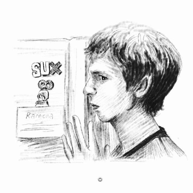 Scott Pilgrim (Galaxy note sketch) by twistedrhye