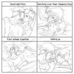 Sleepy Time Meme - Sebastian and TimeRunner