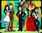 'Alice' in Wonderland by The-TimeRunner