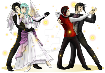 Those Butlers, their Danse Macabre (bonus) by The-TimeRunner