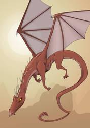 Aquel dragon q dibuje by JAGRASSI
