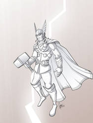 THOR by JAGRASSI