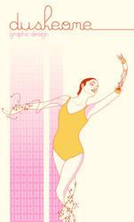 danza contempo by 3lpiK