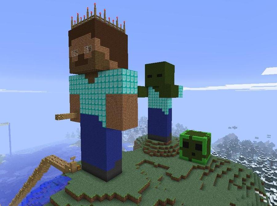 Minecraft Penis Building Server