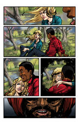 Potential Issue 5 Page 6 Colors by amtaylor12