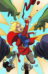 Supergirl-Colors