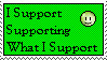 I Support Supporting.... by EmoSoup