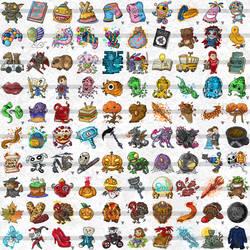 100 items part 3