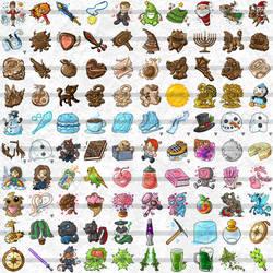 100 items part 4