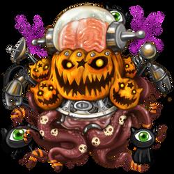 Halloween Alien