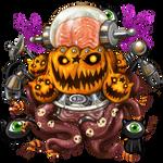 Halloween Alien by polawat