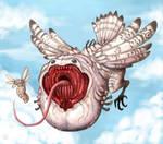 Winged Megamouth