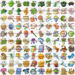 100 items part 5