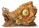 Snail beast