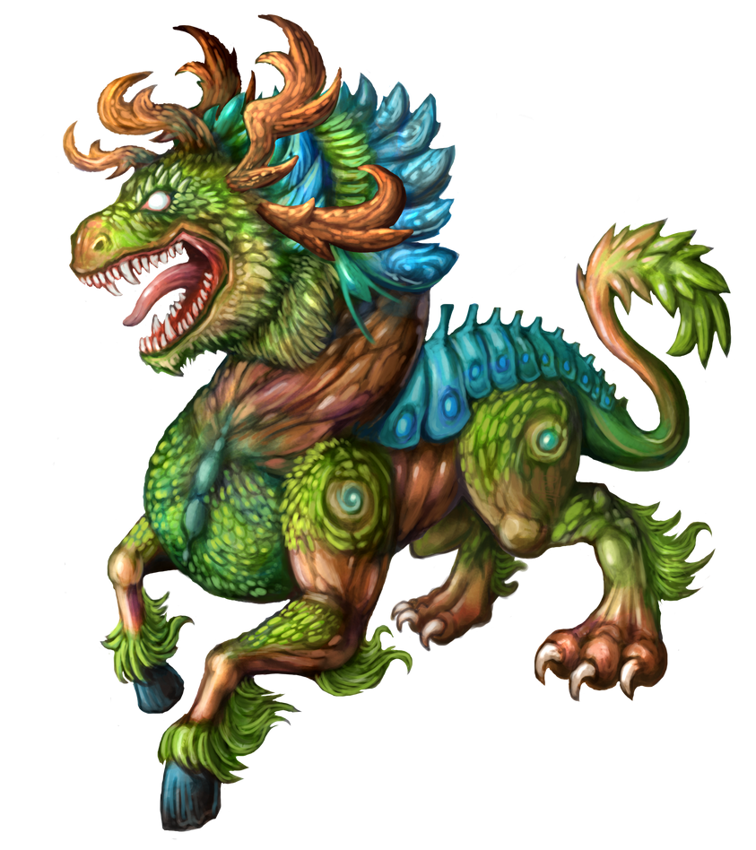 Qilin by polawat
