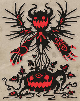Dark matter : Halloween