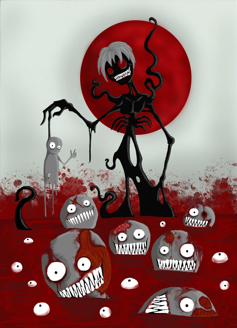 Evil creator by polawat