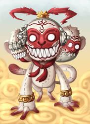Doll Devil : 3 Wise Monkey