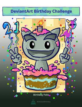 DA 21st Birthday