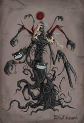 Darkside true form by polawat