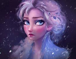 Elsa by IndiCreates